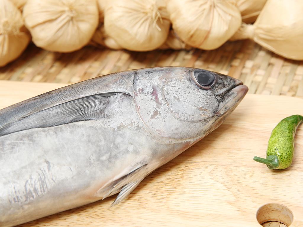 Cá ngừ làm sạch khay 300g 3
