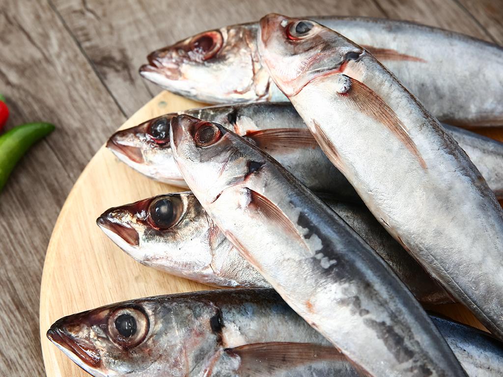 Cá nục đông lạnh túi 1kg 3
