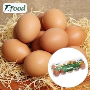 Hộp 10 trứng gà tươi T.Food