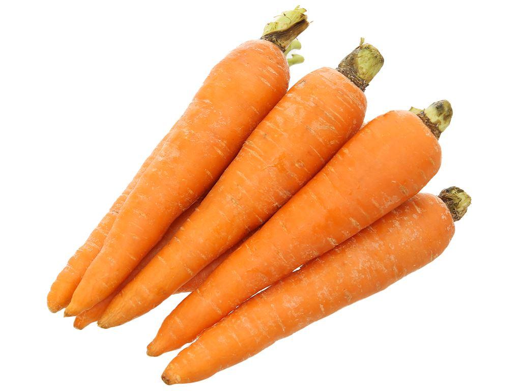 Cà rốt Đà Lạt túi 500g 2