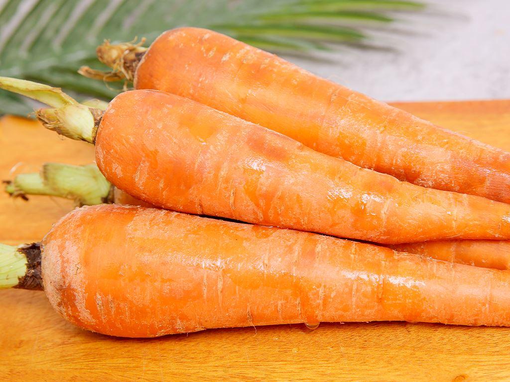 Cà rốt Đà Lạt túi 500g 6
