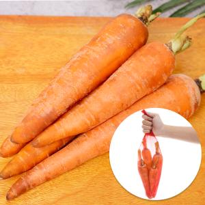 Cà rốt Đà Lạt túi 500g