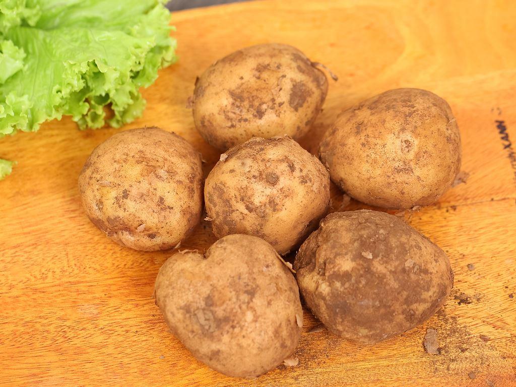 Khoai tây túi 500g 2