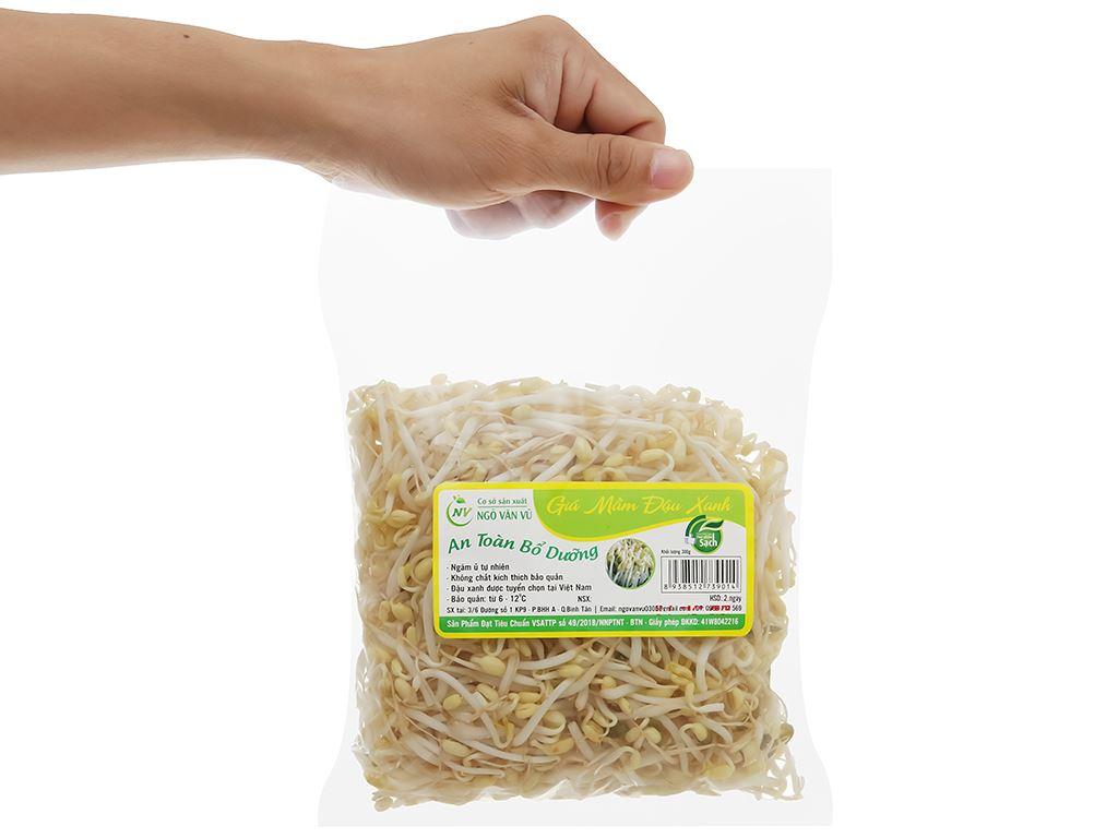 Giá đậu xanh túi 300g 8
