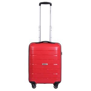 """Vali nhựa 26 inch Stargo Helen - Z26 (đỏ maroon) 26"""""""