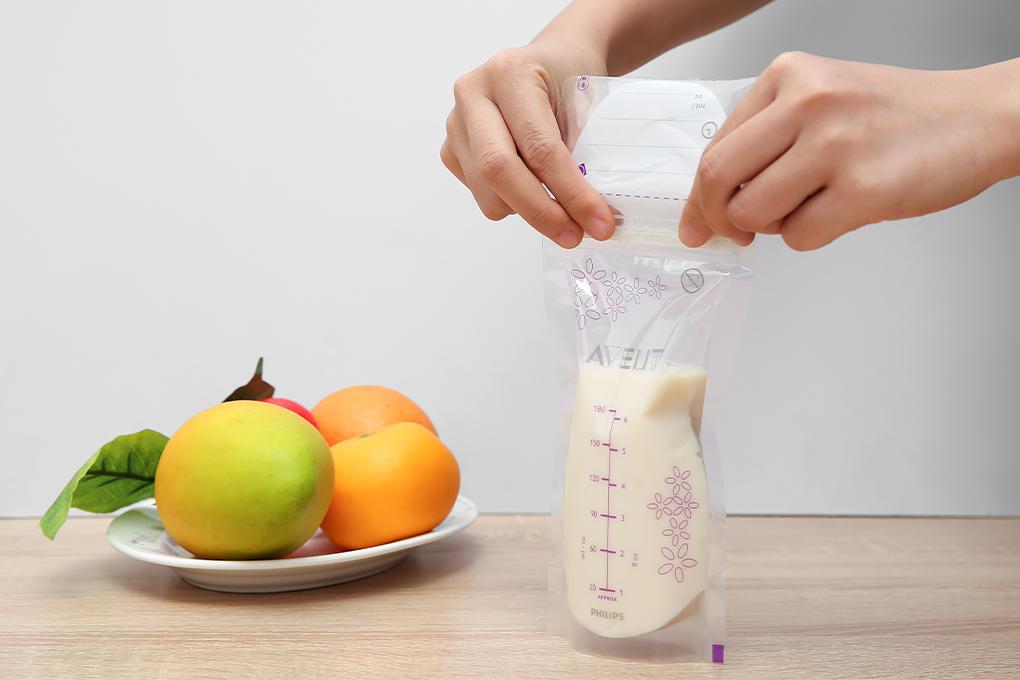 Túi trữ sữa Philips Avent