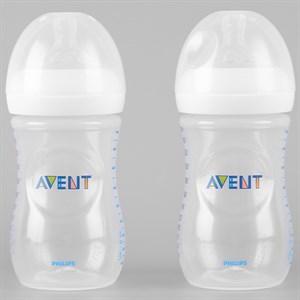 Bộ 2 bình sữa nhựa PP Philips Avent SCF693/23 260ml