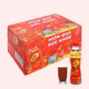 Thùng 24 chai trà thanh nhiệt Dr.Thanh 455ml