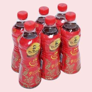 6 chai trà thanh nhiệt Dr.Thanh 330ml
