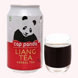 Trà thảo mộc Cap Panda Liang Teh 310ml