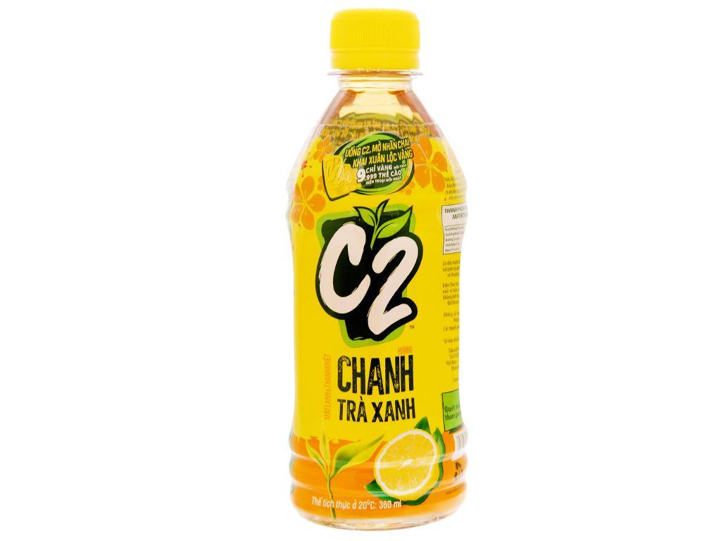 C2 hương chanh 360ml 7