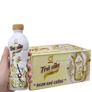 Thùng 24 chai trà sữa Macchiato Không Độ 268ml