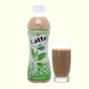 Trà sữa Kirin Latte 345ml