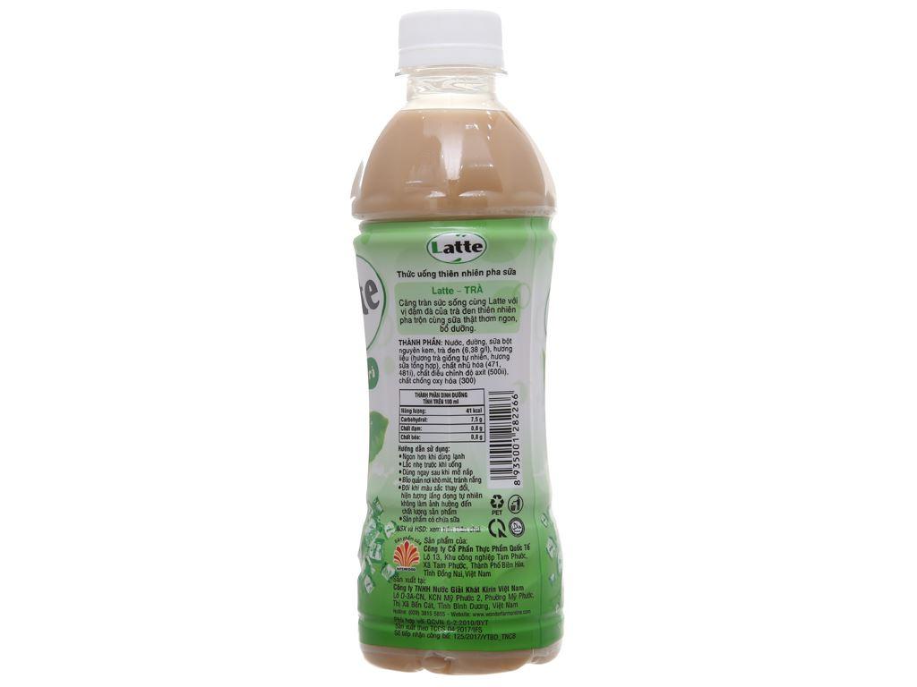 Trà sữa Kirin Latte 345ml 2