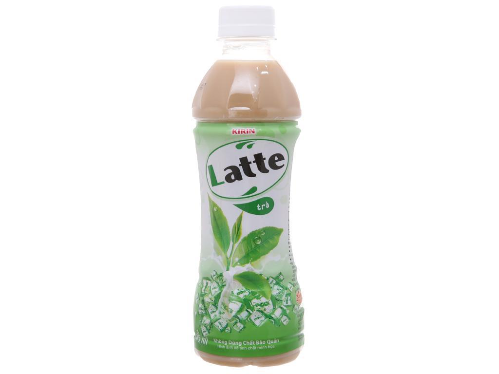 Trà sữa Kirin Latte 345ml 1