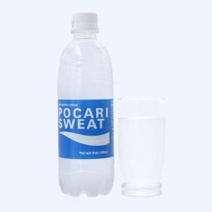 Nước khoáng i-on Pocari Sweat 500ml