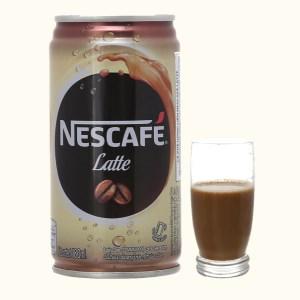 Cà phê sữa NesCafé Latte 180ml