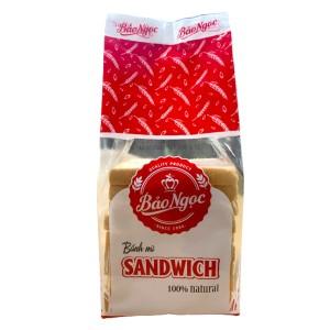 Bánh mì sandwich Bảo Ngọc gói 240g
