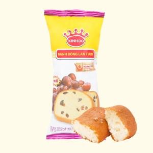 Bánh bông lan tươi bơ nho Kinh Đô gói 38g