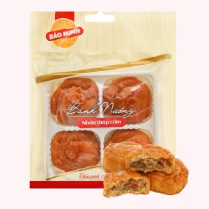 Bánh nướng nhân thập cẩm Bảo Minh gói 160g