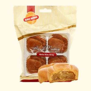 Bánh nướng nhân sầu riêng Bảo Minh gói 160g