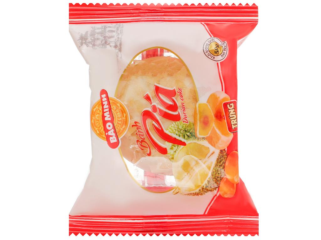 Bánh pía trứng Bảo Minh gói 50g 1
