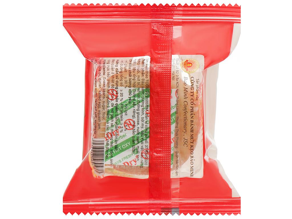 Bánh pía trứng Bảo Minh gói 50g 3