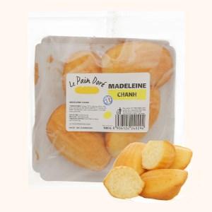 Bánh con sò vị chanh Le Pain Dore gói 4 cái 100g