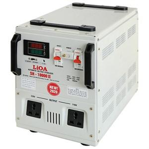 Ổn áp Ổn áp LiOA 1 pha 10kVA LiOA SH-10000II