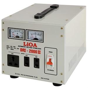 Ổn áp Ổn áp LiOA 1 pha 2kVA DRI-2000II