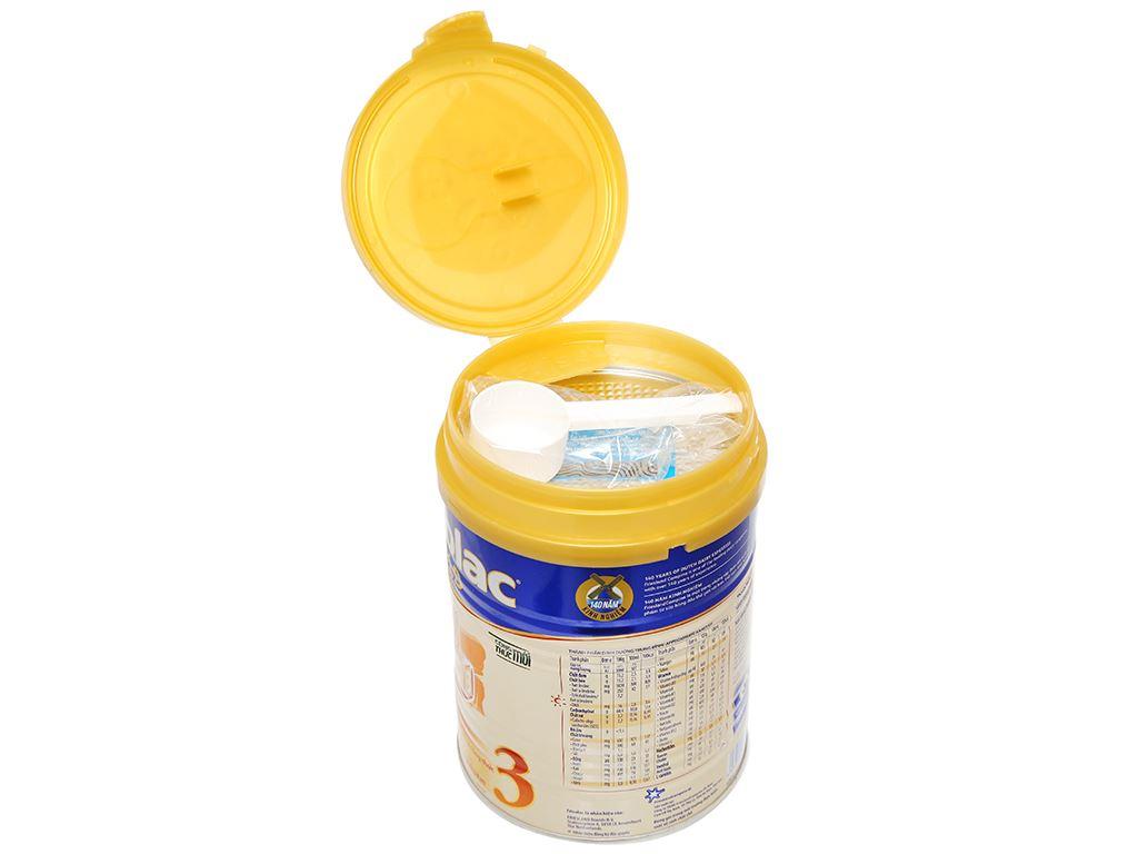 Sữa bột Frisolac Gold 3 lon 400g (1 - 2 tuổi) 12