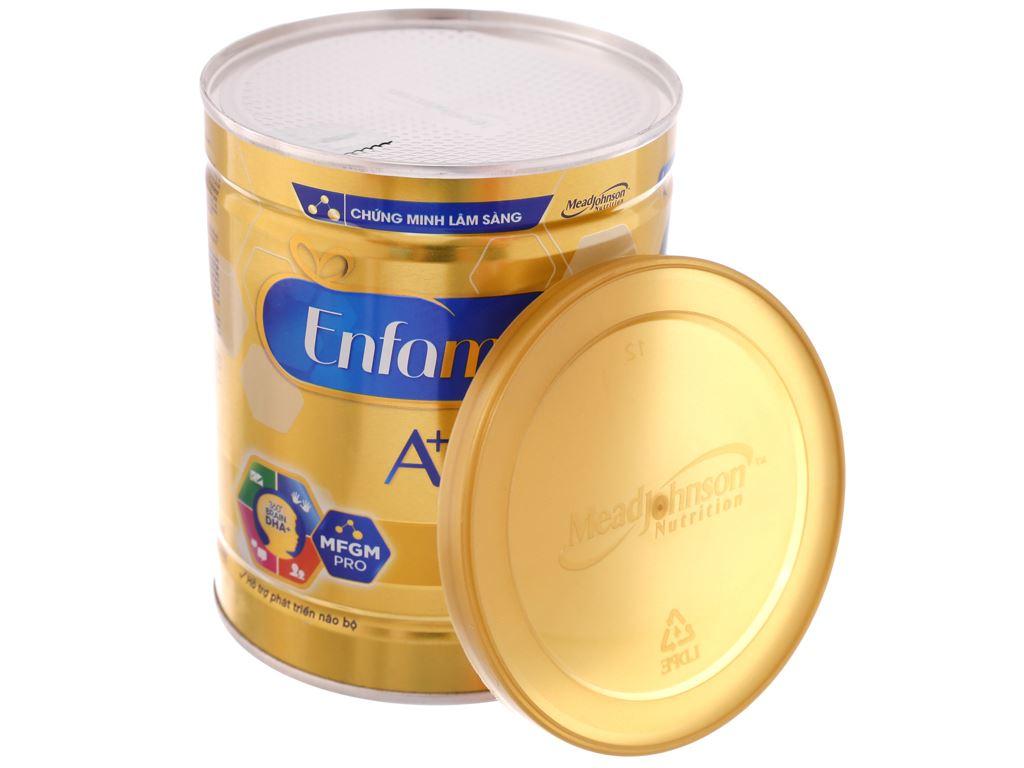 Sữa bột Enfamil A+ 1 lon 400g (0 - 6 tháng) 5
