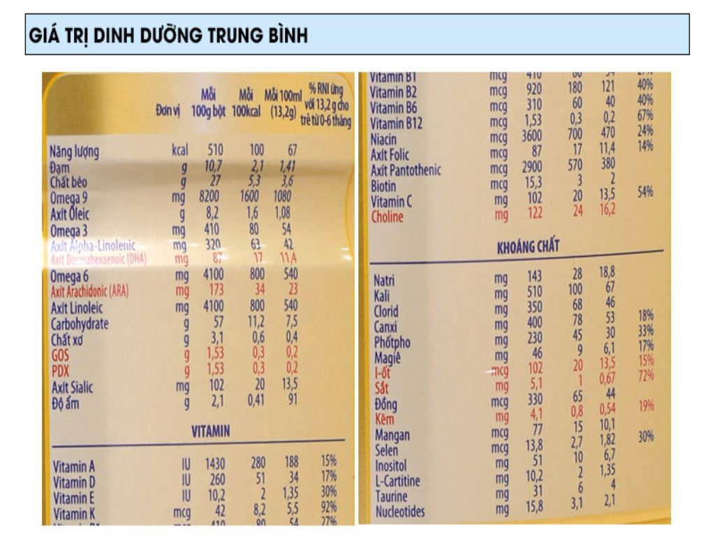 Sữa bột Enfamil A+ 1 lon 400g (0 - 6 tháng) 7