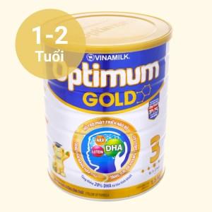 Sữa bột Optimum Gold 3 lon 1.5kg (1 - 2 tuổi)