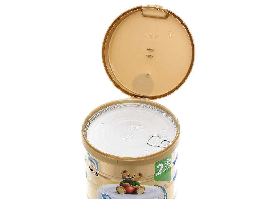 Sữa bột Abbott Similac Eye-Q 2 Plus HMO hương vani lon 900g (6 - 12 tháng) 7