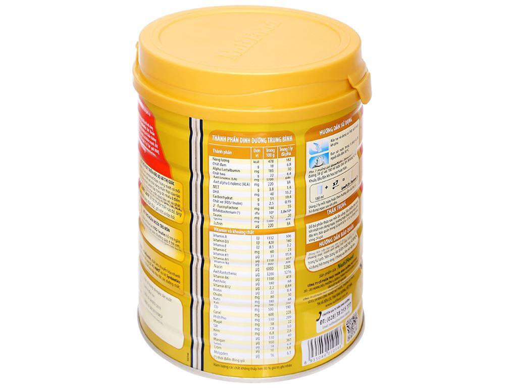 Sữa bột NutiFood NutiFood Grow Plus+ Diamond 2+ lon 850g (trên 2 tuổi) 3