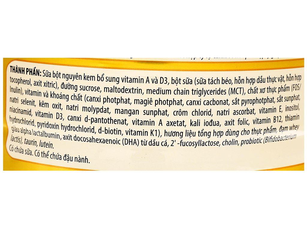 Sữa bột NutiFood NutiFood Grow Plus+ Diamond 2+ lon 850g (trên 2 tuổi) 8