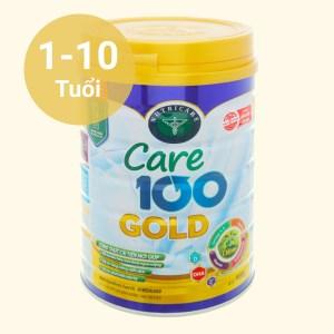 Sữa bột Nutricare 100 Gold lon 900g (1 - 10 tuổi)