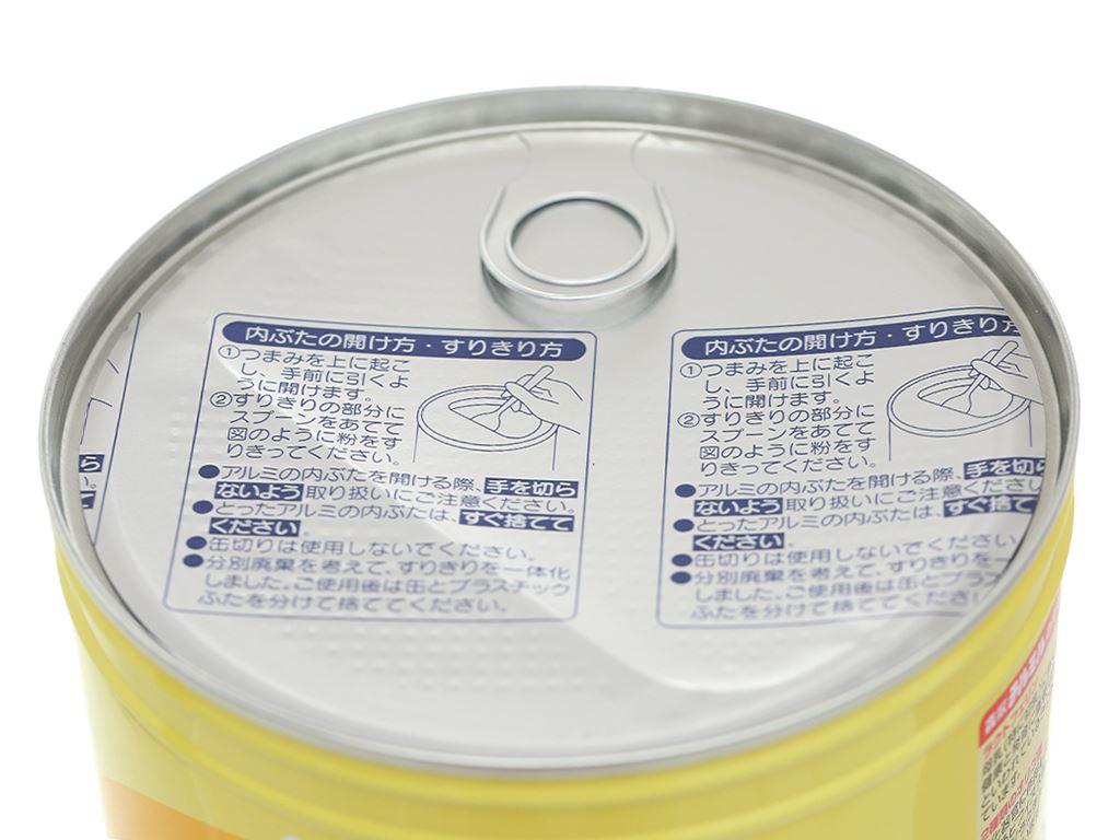 Sữa bột Morinaga Số 2 Chilmil lon 850g (6 - 36 tháng tuổi) 7