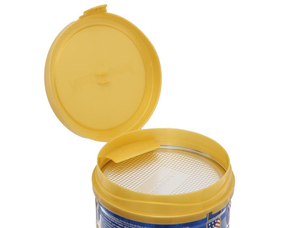Sản phẩm dinh dưỡng NutiFood Riso Opti Gold Colostrum 2+ lon 800g (trên 2 tuổi) 8