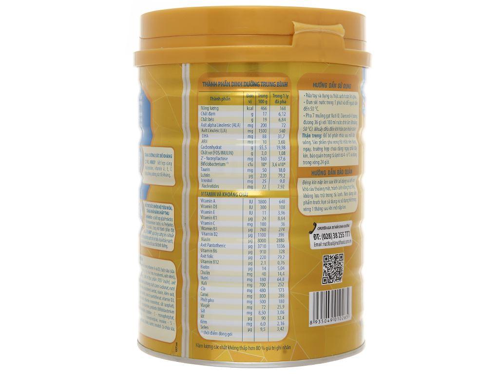 Sản phẩm dinh dưỡng công thức NutiFood Nuti IQ Diamond 4 lon 900g (trên 2 tuổi) 3