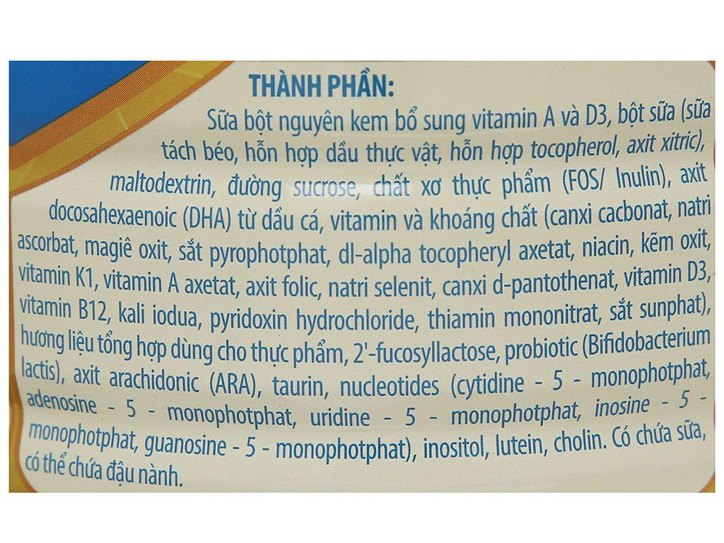Sản phẩm dinh dưỡng công thức NutiFood Nuti IQ Diamond 3 lon 900g (1 - 2 tuổi) 5