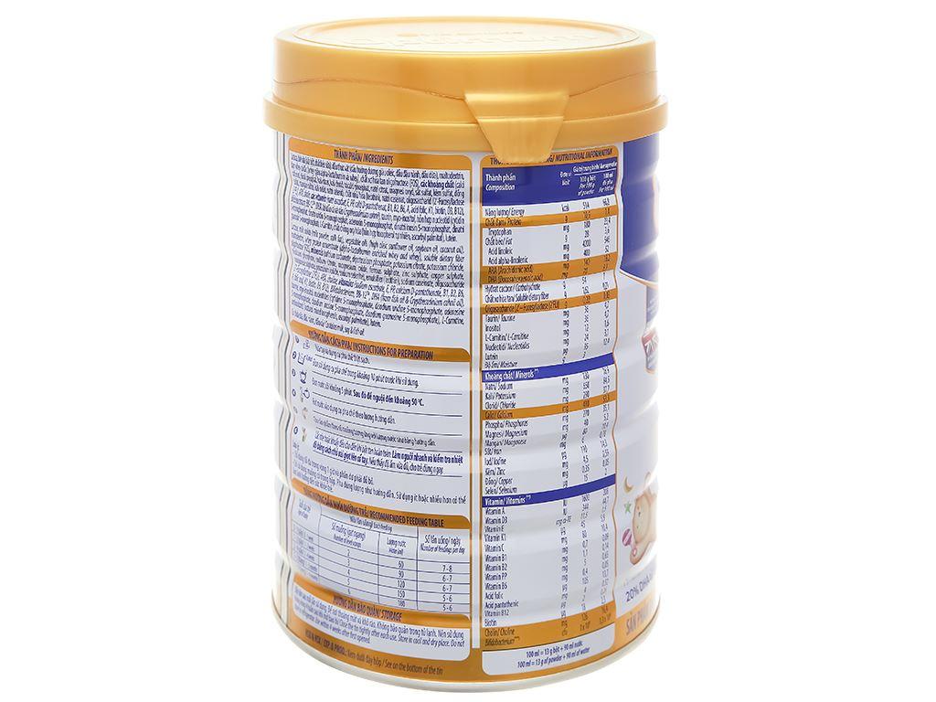 Sữa bột Optimum Gold 1 lon 800g (0 - 6 tháng) 3