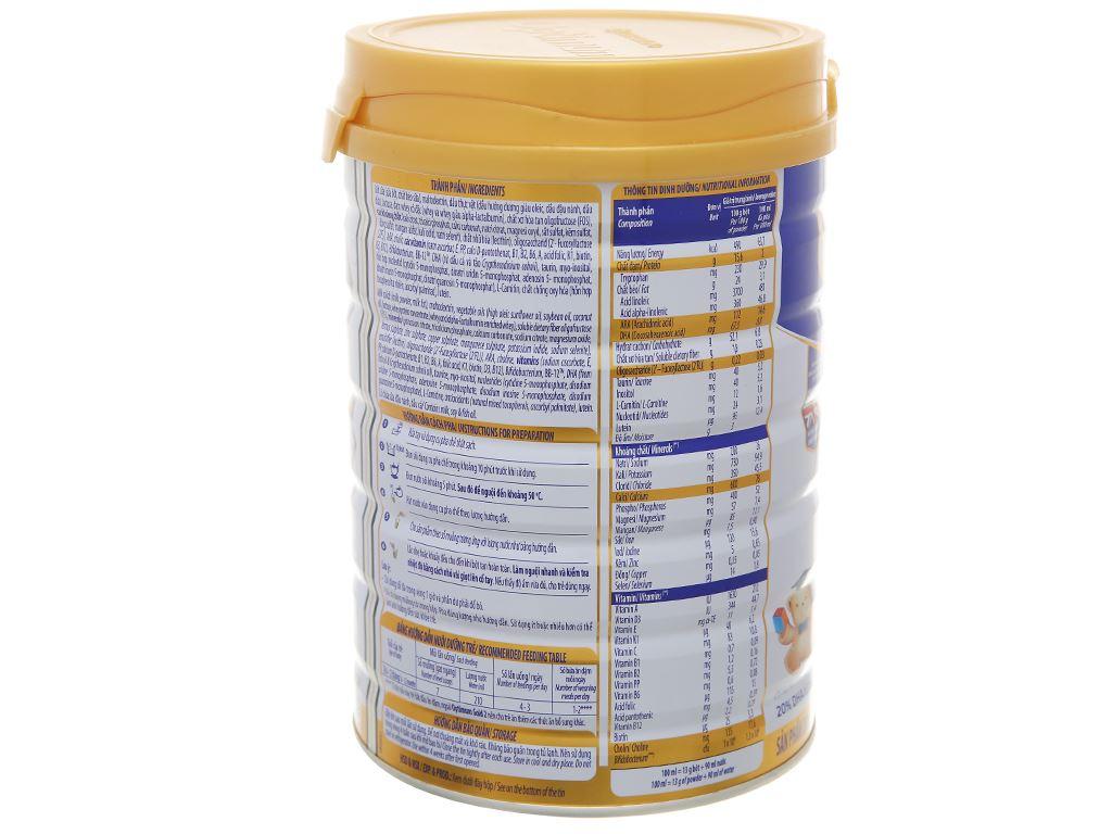Sữa bột Optimum Gold 2 lon 800g (6 - 12 tháng) 4