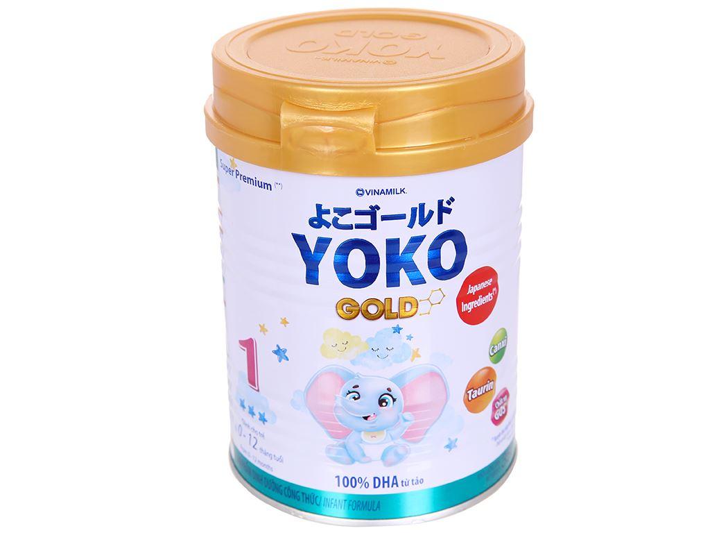 Sữa bột Vinamilk Yoko Gold 1 lon 350g (0 - 12 tháng) 1