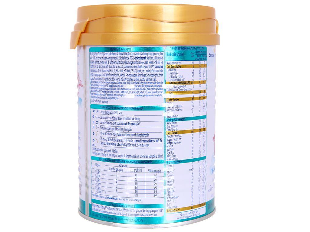 Sữa bột Vinamilk Yoko Gold 1 lon 350g (0 - 12 tháng) 2