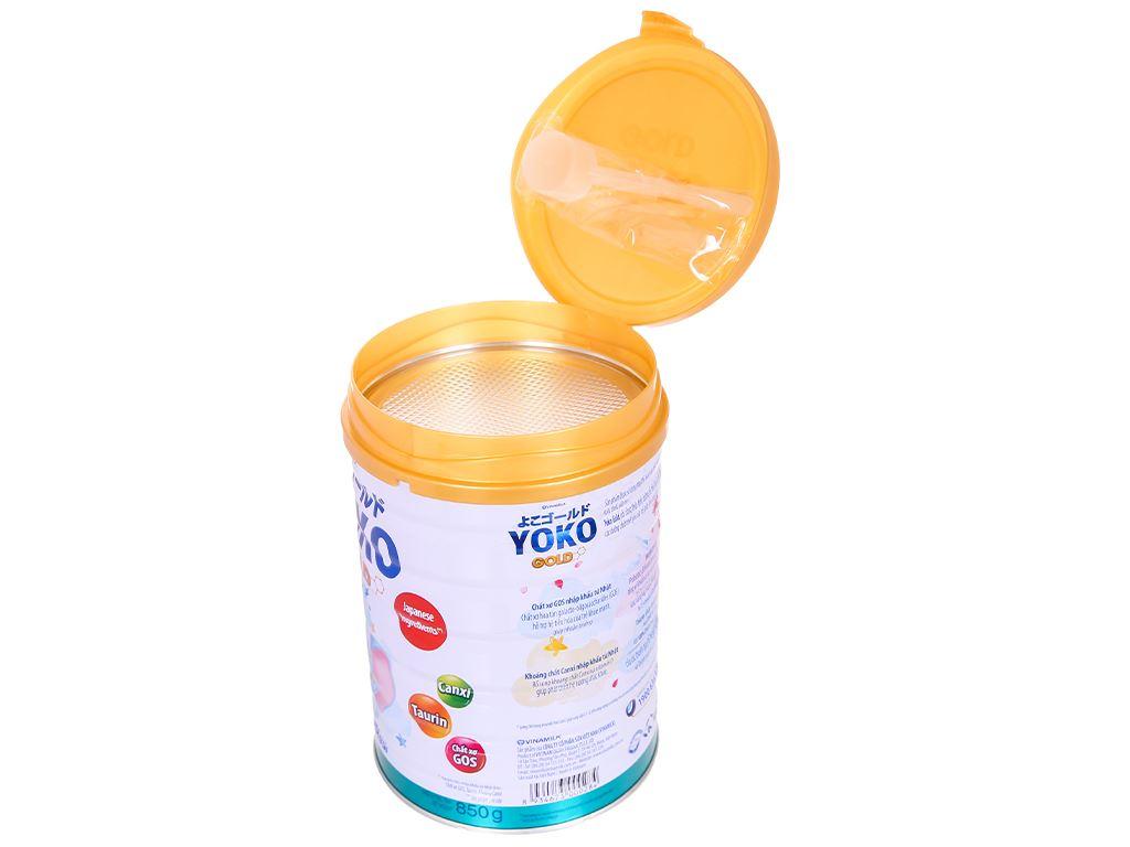 Sữa bột Vinamilk Yoko Gold 1 lon 850g (0 - 12 tháng) 5