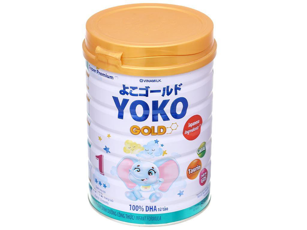 Sữa bột Vinamilk Yoko Gold 1 lon 850g (0 - 12 tháng) 1