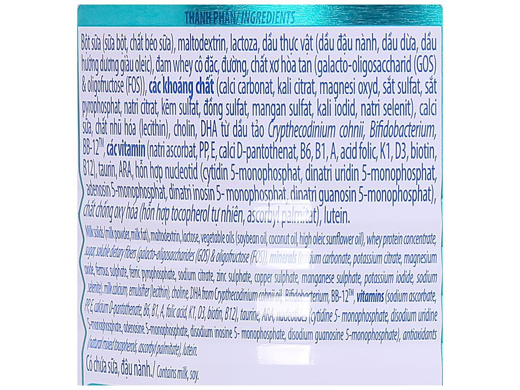 Sữa bột Vinamilk Yoko Gold 2 lon 350g (1 - 2 tuổi) 5
