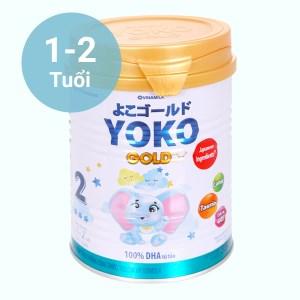 Sữa bột Vinamilk Yoko Gold 2 lon 350g (1 - 2 tuổi)